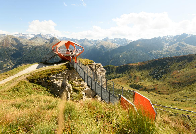 Felsenweg am Stubnerkogel